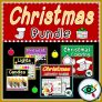 Christmas Activities and Clipart Bundle