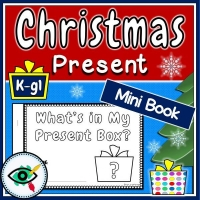 Christmas – Booklet – What is in my Present box