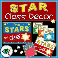 Birthday – Class Decoration – Star of the Class