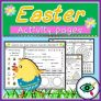 Easter Activity Pages – Grades 1-3