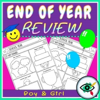 End of Year Review Page