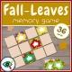 Fall Season – Leaves Matching Game