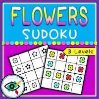 Spring – Sudoku – Flowers