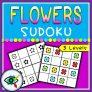 Flowers Image Sudoku Puzzle Game