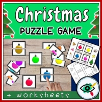Christmas – Puzzle game – Lightbulbs