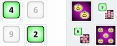 Halloween Counting Items – Image Pairing
