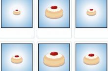 Hanukkah Compare Sizes – Image Sequencing