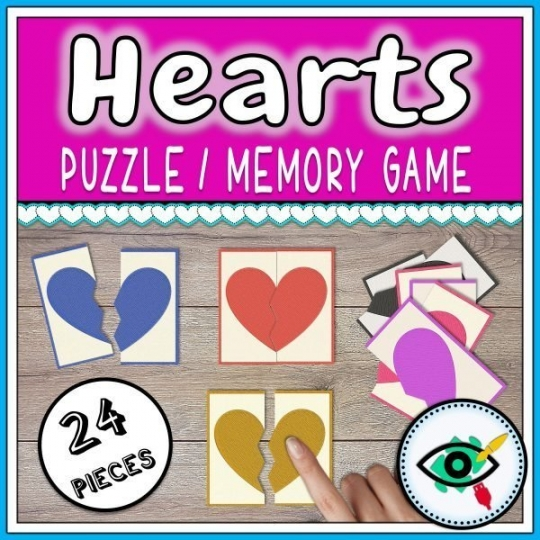 heart-puzzle-memory-game-title