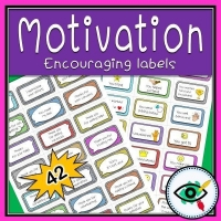 Back to School – Motivational Stickers