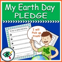 Earth Day – My Pledge Certificate