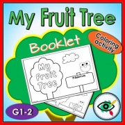 My Fruit Tree Booklet