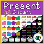 Present box Clipart