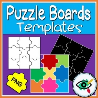 Templates – Puzzle Boards