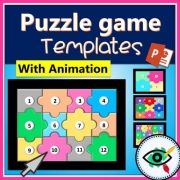 Puzzle Game Templates