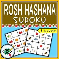 Rosh hashanah – Sudoku Puzzle game