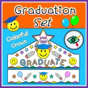 End of Year Graduation set