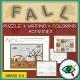 Fall Season picture activity