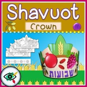 Shavuot – Craft – Crowns