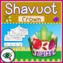 Holiday Shavuot Crown