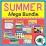 Summer season – Educational activities – Mega Bundle
