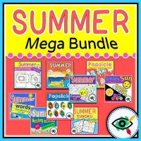 Summer season – Educational activities – Mega Bundle